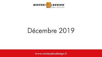 Réalisations Décembre 2019