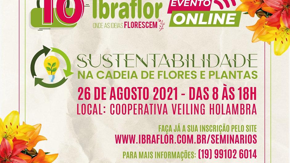 10º Seminário Ibraflor - 2021