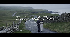 Short Film Becky and Mike Wedding