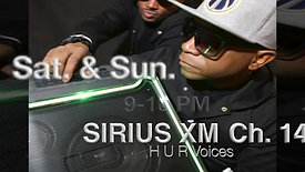 GO-GO is on XM. The CRANK Radio ShowEvery Sat & Sun 9-10PM  SiriusXM ch 141HUR Voices....Tune In....