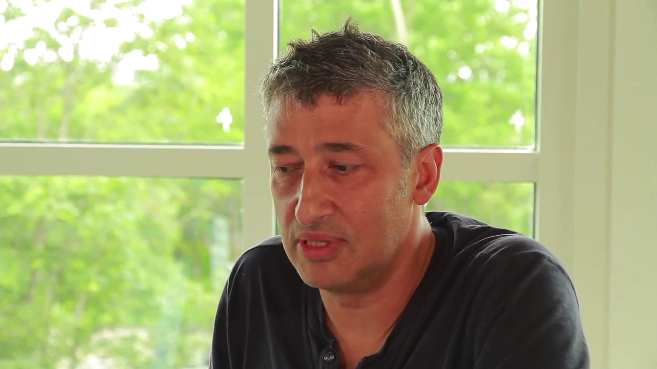 Hani Rashid Interviews