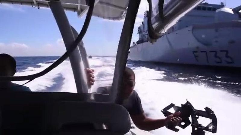 Accion del Estado en el Mar