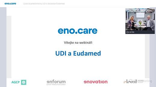 Úvod do problematiky UDI a databáze EUDAMED