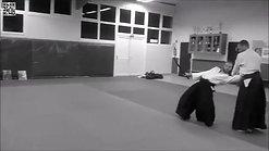AIKIDO étude autour de otonashi no ken - YouTube