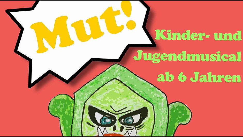 Mut - Kinder- und Jugendmusical