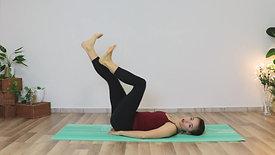 Barre Stretching Class