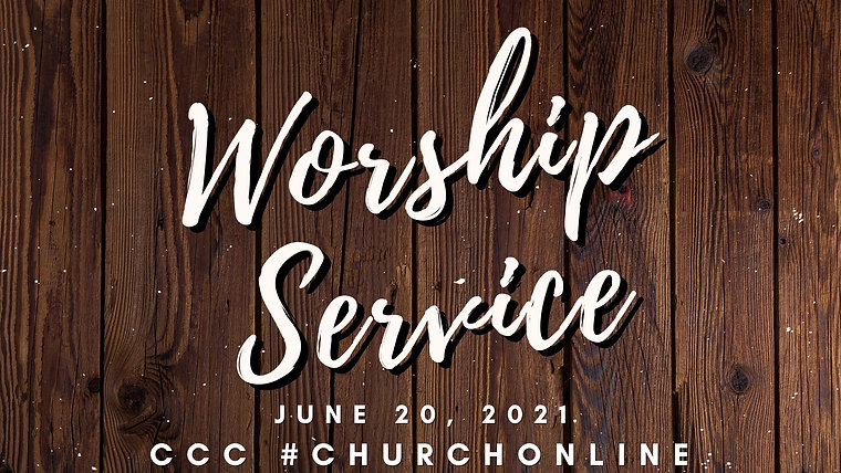 Church On-Line (services are on a 1 week delay)