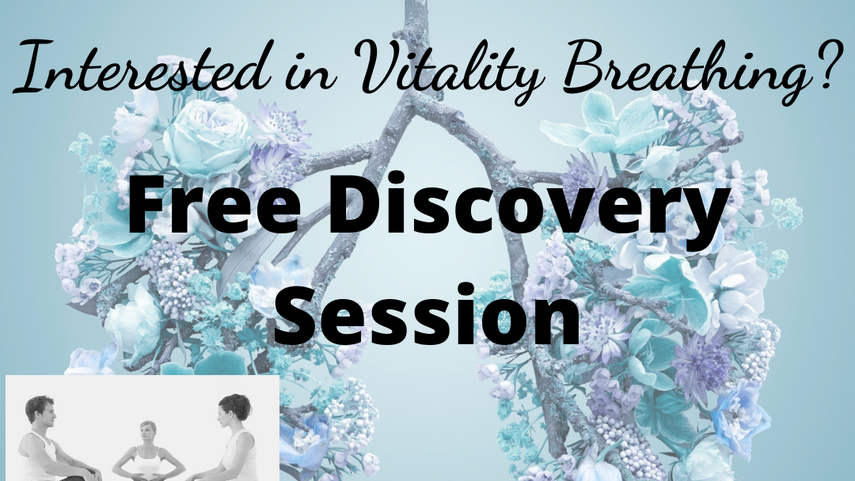 Vitality Breathing Discovery Class