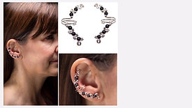 Examples of Ear Cuff Earrings