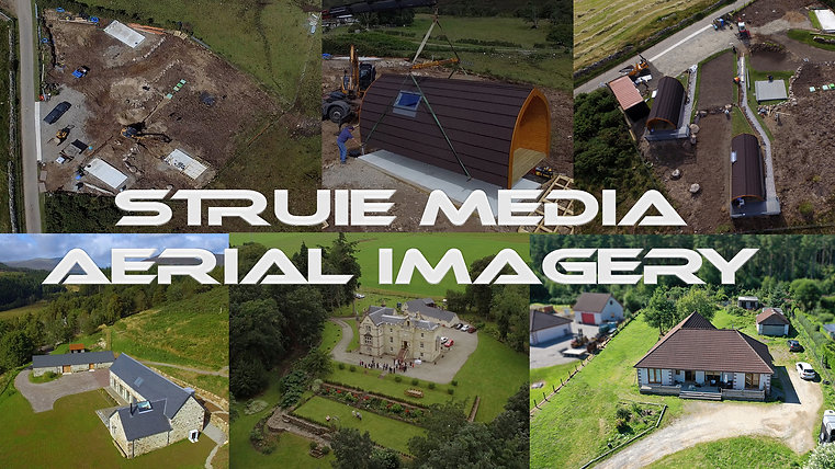 Struie Media Aerial Imagery