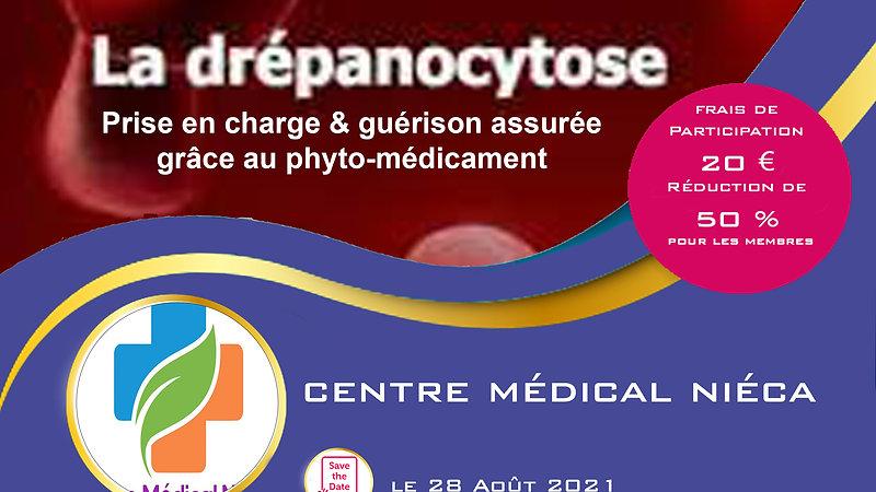 Conférence du Centre médical Nieca sur la Drépanocytose