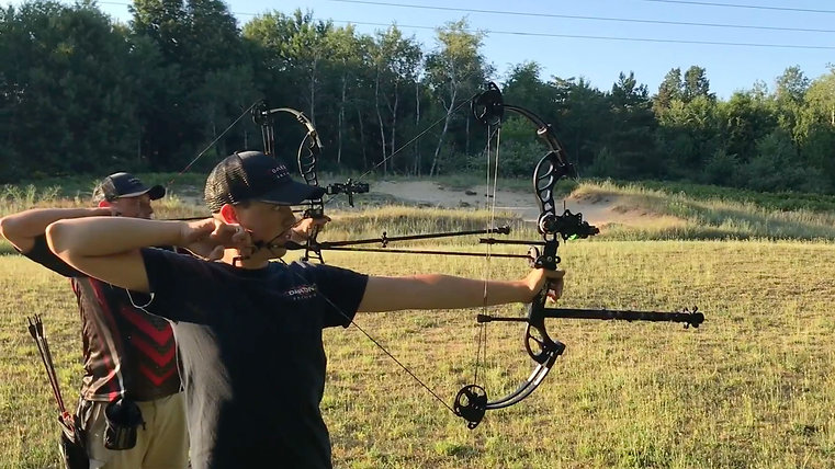 New Darton Mentor bow