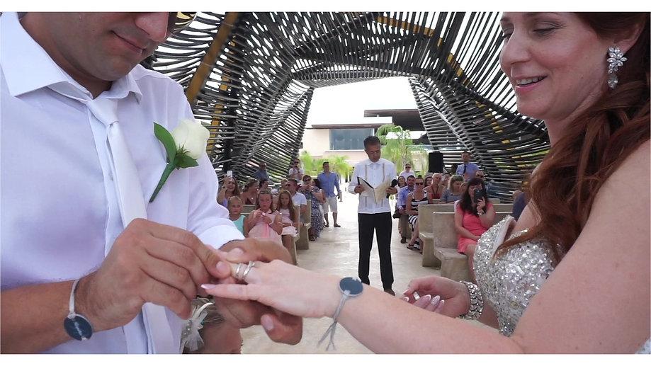 Diana + Sergio Wedding