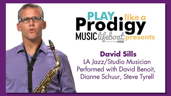 Learn From A Master: Take Alto Saxophone Lessons With Virtuoso David Sills