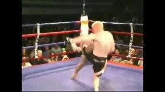 Marc Forsyth MMA Highlight
