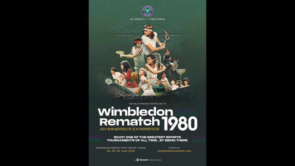 Wimbledon Rematch Live - Behind The Score