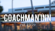 Coachman Inn: Dining with a scenic view of the Changi coastline.