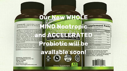 We are making room for More NEW Herbanomic Products Coming Soon!