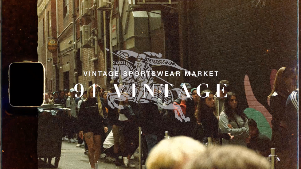 91 VINTAGE - CITY MARKET