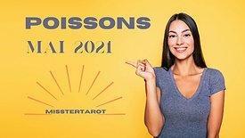 POISSONS MAI 2021