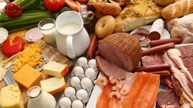 Nutrición y Dietas