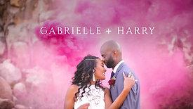 Gabrielle + Harry