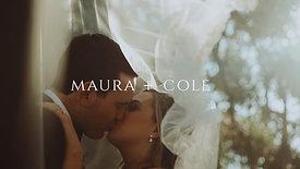 Maura + Cole