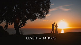 Leslie + Mirko: The Trailer