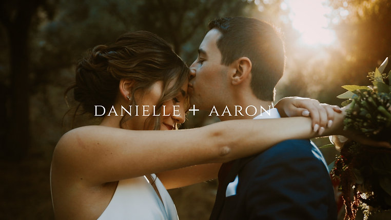 Danielle + Aaron: The Trailer