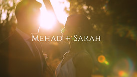 Mehad + Sarah: The Trailer