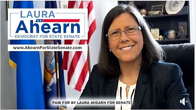 Laura Ahearn for NYS Senate