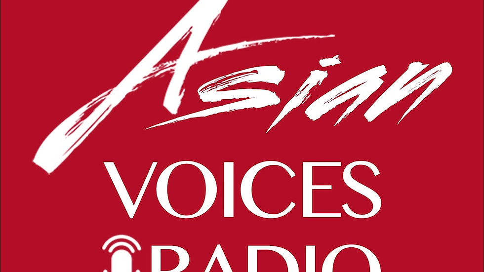 Asian Voices Radio Podcast- Episode 28-Kirk and Canh