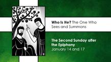 Second Sunday after the Epiphany - January 17 2021