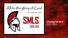 Graduation Closing Service - May 25, 2021