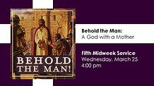 Midweek Lenten Service