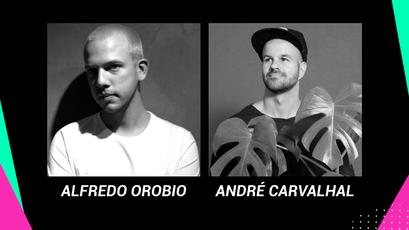 Alfredo Orobio da AWAYTOMARS conversa com André Carvalhal- Rio Ethical Fashion