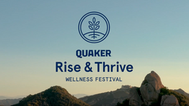 Quaker Rise & Thrive
