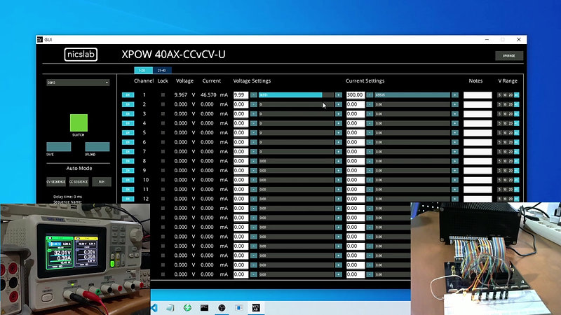 XPOW demo