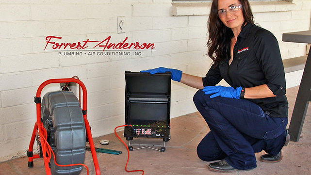 Forrest Anderson Plumbing and Air Conditioning