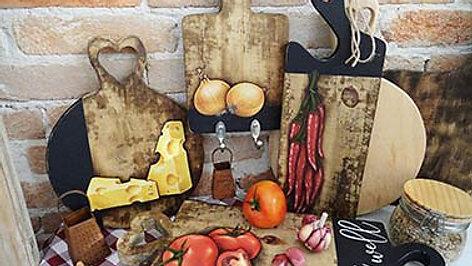 Pintura Country WORK Kitchen