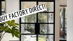 Custom Steel Doors & Windows