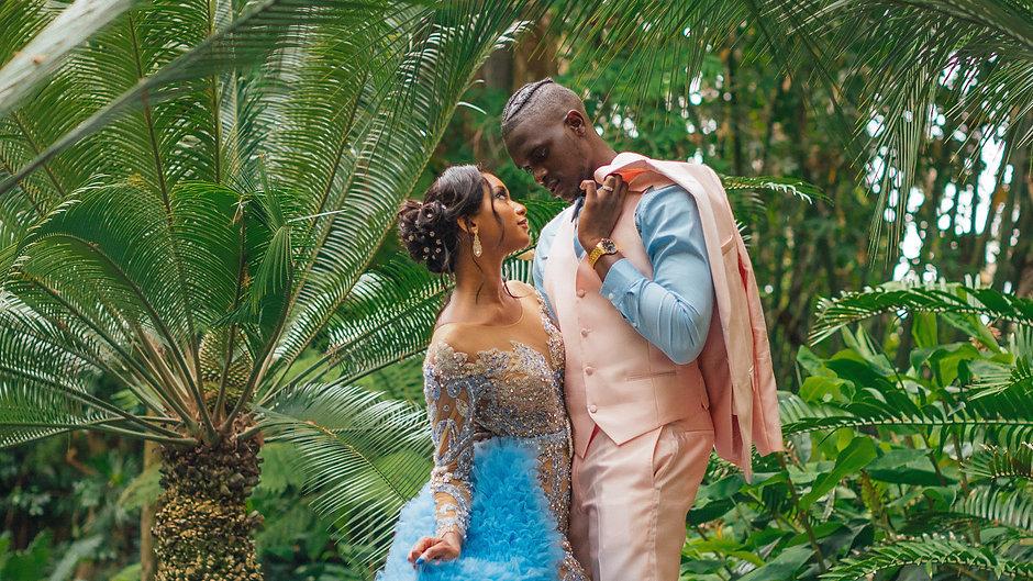 Bakary and Fatima Bridal Video