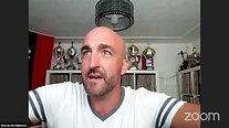 Steven McGuinness from the UK