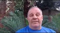 Graham Philips from Zimbabwe