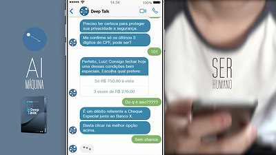 Deep Talk | Chatbot - Assistente Virtual