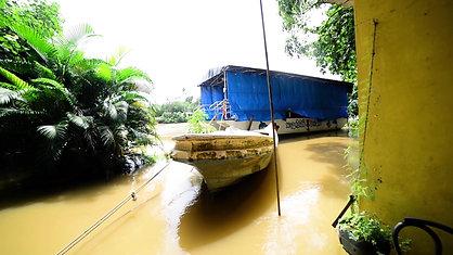 Muddy Water Rising | Sri Lanka Flood 2017