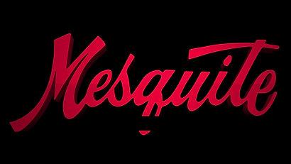 Mesquite Rodeo animated Logo
