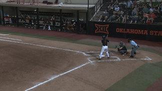 College Softball Postgame