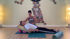 Passive Pec Stretch