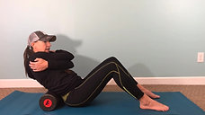 Foam Roller Spinal Massage